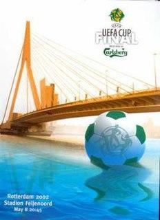 2002 UEFA Cup Final