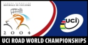 2004 UCI Road World Championships - Image: 2004 UCI Road World Championships logo