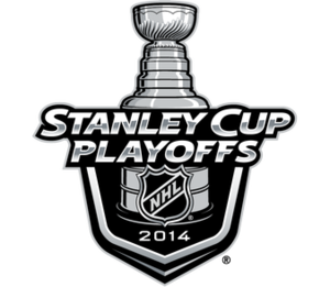 2014 Stanley Cup playoffs - Image: 2014 Stanley Cup playoffs logo