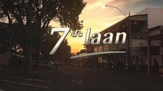 7de Laan - Seventh Avenue (Sewende laan)  logo