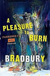 book by Ray Bradbury