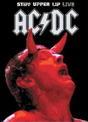 Stiff Upper Lip (album) - Image: Acdc Video SUL