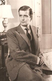 John Merivale 1917–1990; Canadian-born British theatre actor