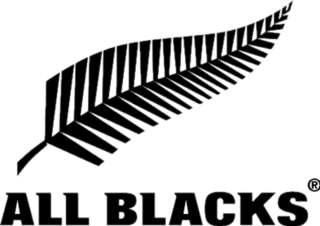 New Zealand national rugby union team Mens rugby union team of New Zealand