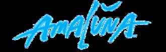 Amaluna - Logo for Cirque du Soleil's Amaluna