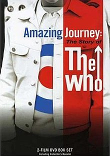 Amazing Journey - The Story of The Who cover.JPG