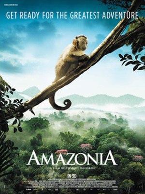 Amazonia (film) - Film poster
