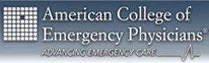 American College of Emergency Physicians - Image: American College of Emergency Physicians Logo