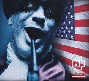 Amerika (song) - Image: Amerikasingle