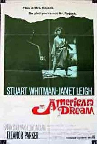 An American Dream (film) - film poster