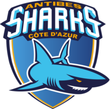 Antibes Sharks logo