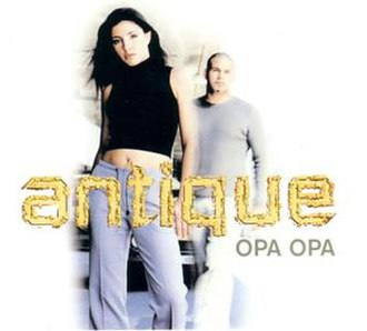 Opa Opa - Image: Antique opa opa