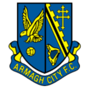 Armagh City F.C. - Image: Armagh city fc