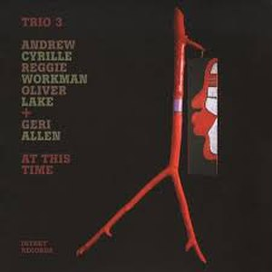 At This Time (Trio 3 album) - Image: At this time Trio 3 cover
