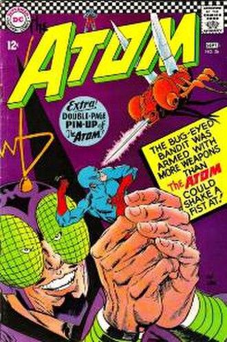 Bug-Eyed Bandit - Image: Atom 26