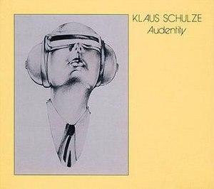 Audentity - Image: Audentity Klaus Schulze Album