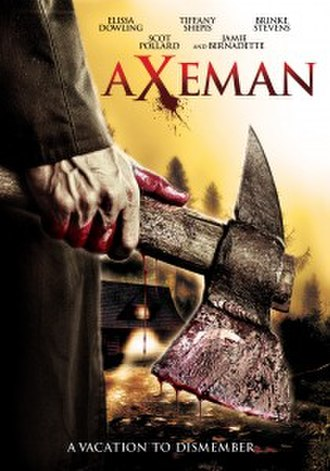 Axeman (film) - DVD released by Midnight Releasing