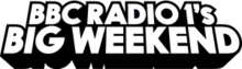 BBC Radio 1s Big Weekend logo.png