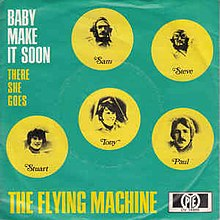 Image result for baby make it soon the flying machine single images