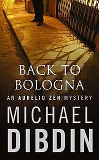 novel by Michael Dibdin