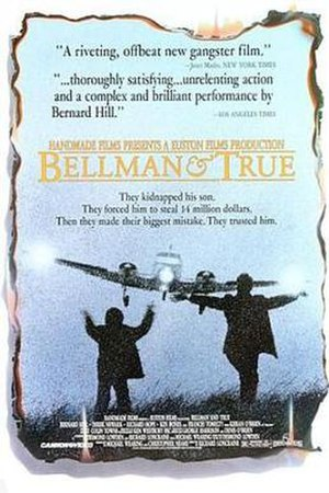 Bellman and True - Theatrical release poster