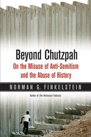 Beyond Chutzpah - Cover of the first edition