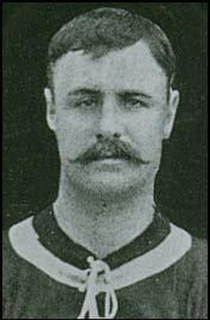 Billy Grassam - Grassam while with West Ham United in 1903.