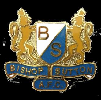 Bishop Sutton A.F.C. - Image: Bishop Sutton FC logo