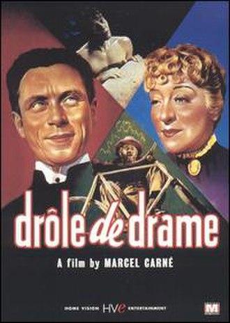 Bizarre, Bizarre - DVD cover