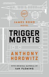 book by Anthony Horowitz