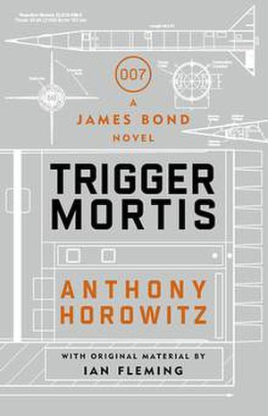 Trigger Mortis - First edition cover