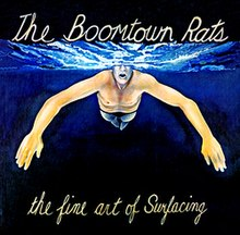 Boomtown Rats - The Fine Art Of Surfacing album cover.jpg
