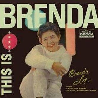 This Is...Brenda - Image: Brenda Lee This Is Brenda