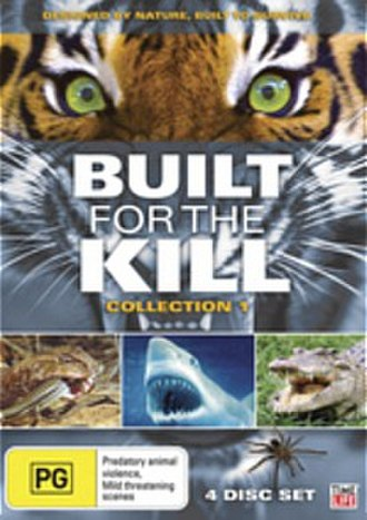 Built for the Kill - Image: Built for the kill collection 1 dvd cover