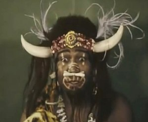 """The Kid from Borneo - Bumbo a.k.a. """"Wild Man From Borneo"""" / mistaken Uncle George (John Lester Johnson)"""