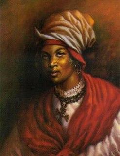 Cécile Fatiman Haitian Vodou practitioner