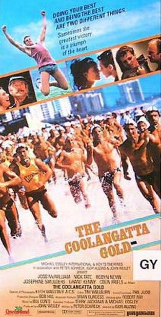 The Coolangatta Gold (film) - Image: COOLANGATTAGOLD(film )