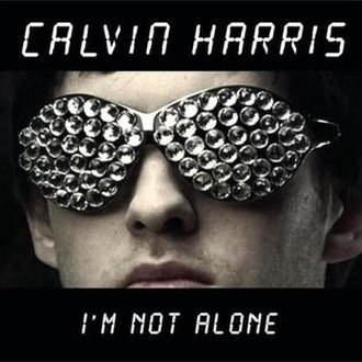 Calvin Harris — I'm Not Alone (studio acapella)