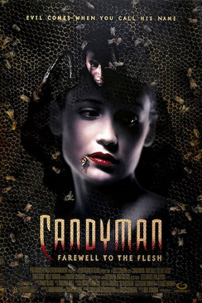 Picture of a movie: Candyman: Farewell To The Flesh