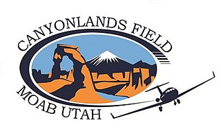 Canyonlands Field airport in Grand County, Utah, United States