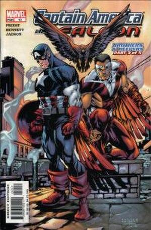 Captain America and the Falcon - Image: Cap Falcon 10