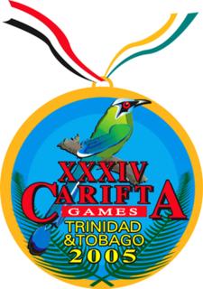 2005 CARIFTA Games