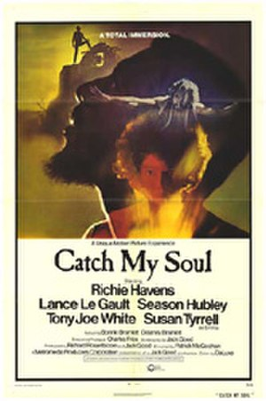 Catch My Soul - Promotional poster