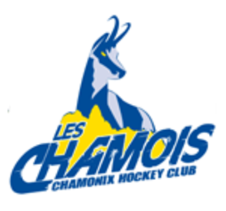 Chamonix HC - Previous logo