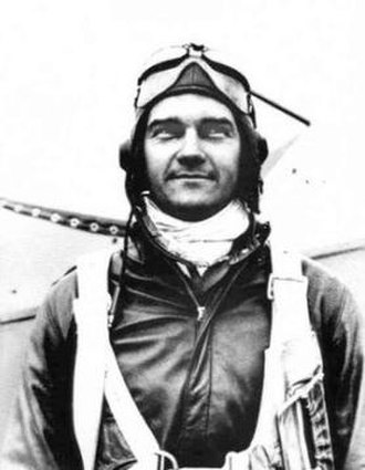 Charles Bond (pilot) - Charles Bond (photo from Museum of Flight)