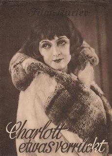 <i>Charlotte Somewhat Crazy</i> 1928 film