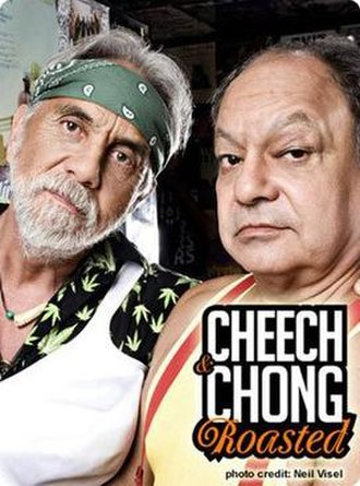 Cheech & Chong: Roasted - Image: Cheech and Chong Roasted