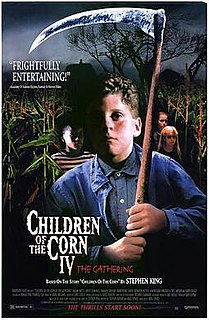 <i>Children of the Corn IV: The Gathering</i> 1996 film