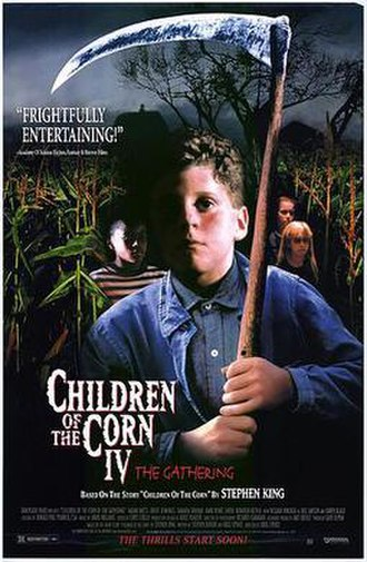 Children of the Corn IV: The Gathering - Promotional poster