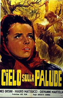 <i>Heaven over the Marshes</i> 1950 film by Augusto Genina